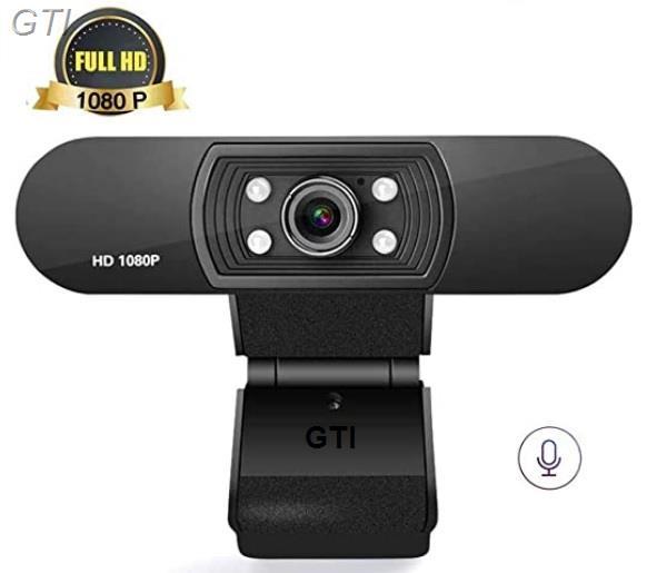 מצלמת PRO X רשת USB למחשב FULL HD כולל מיקרופון מובנה ותאורת לד 