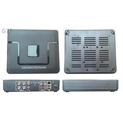 מערכת אבטחה DVR עם 4 ערוצים