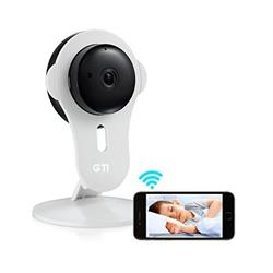 מצלמת IP קומפקטית עם מיקרופון ורמקול לצפייה מרחוק עם הטלפון