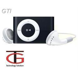 נגן MP3 דק במיוחד בעיצוב כרטיס אשראי בנפח 4GB