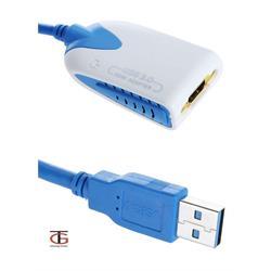 לוכד וידיאו FULL HD 1080P- HDMI המאפשר הקלטה למחשב של תוכן FULL HD ממקור HDMI