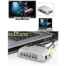 מתאם ממחשב לטלויזיה PC TO TV