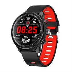 שעון ספורט חכם עם מד דופק ,מד לחץ דם ,מד צעדים, מדידת מרחק