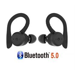 אוזניות אלחוטיות עם ערכת טעינה מהירה TWS לשחייה ומגוון פעילויות ספורט