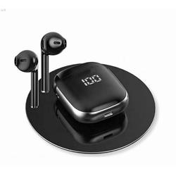 אוזניות בלוטות' Bluetooth סטריאוMAX  TWS אלחוטיות עם סאונד היקיפי מיקרופון מובנה