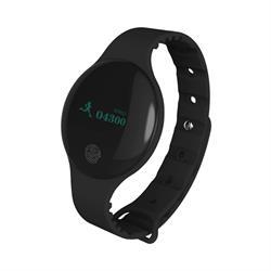 שעון ספורט חכם עם מד צעדים, מדידת מרחק וקלוריות מתחבר בקלות לסמארטפון באמצעות Bluetoot