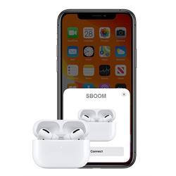 אוזניות בלוטות' טאץ' 5.0 Bluetooth סטריאו TWS אלחוטיות מיקרופון מובנה וערכת הטענה !