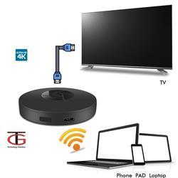 מתאם PC TO TV אלחוטי 4Kבחיבור HDMI
