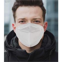 10 מסיכות נשימה כירוגיות לפנים הגנה מפני חיידקים, מחלות,זיהומים ואבק – KN95