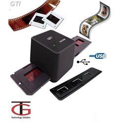 סורק שקופיות ונגטיבים בחיבור USB תמיכה ב-WIN7