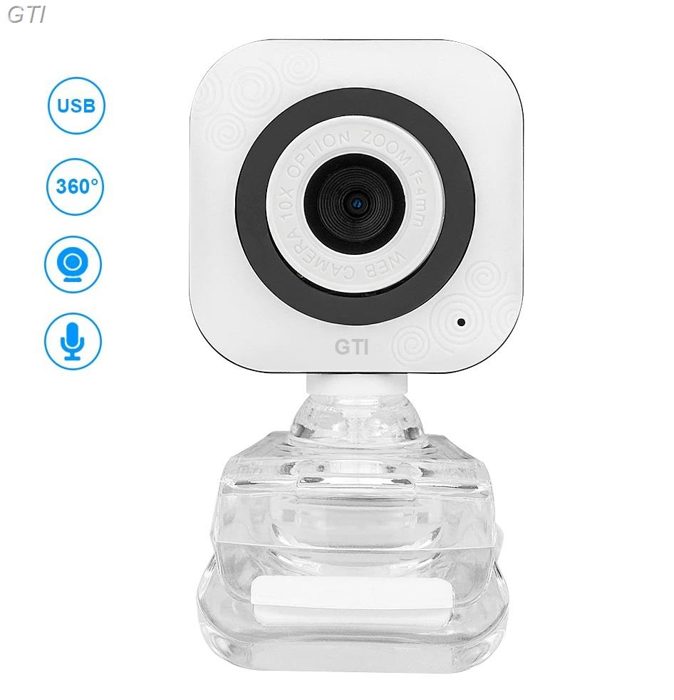 מצלמת רשת+מיקרופון TILT ZOOM  בעיצוב חדשני איכות HD 720