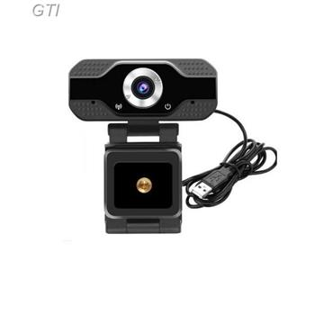 מצלמת אינטרנט  רשת   USB WEBCAMעבור ZOOM שיחות ועידה SKYPE