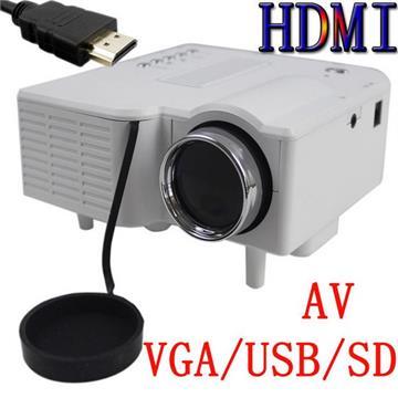 מקרן מולטימדיה מיני HDMI- חובה בכל בית