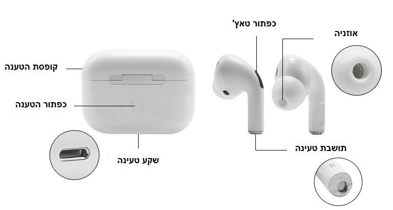 אוזניות בלוטות