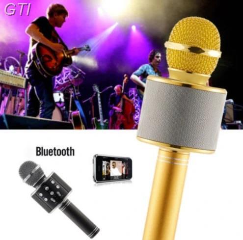מיקרופון קריוקי אלחוטי XBASS  משולב רמקול עוצמתי כולל חיבור בלוטוט לסמארטפון  !!